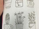 Drawing Of Flower Pot Images Pin Von Kornelia Schulte Auf Malen Doodles Drawings Und Flower