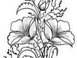 Drawing Of Flower Scenery 173 Best Drawings Flowers More Images Flower Designs Coloring