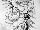 Drawing Of Flower Scenery 215 Best Flower Sketch Images Images Flower Designs Drawing S