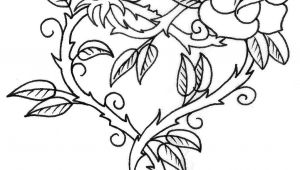 Drawing Of Flowers and Hearts Reminds Me Of My Drawlings when I Was In Elementary School I Used