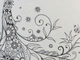 Drawing Of Flowers Garden Secret Garden Gardens Doodles and Zentangles