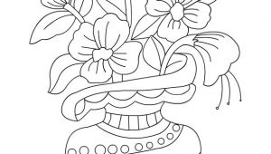 Drawing Of Flowers Pot Drawing Library Drawing Sketch Pencil Shubha Glass Painting