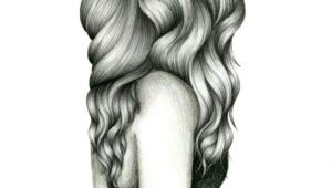 Drawing Of Girl Holding Her Hair Pin by ashii Qadeer On Art and Diy Drawings Sketches Hair Sketch