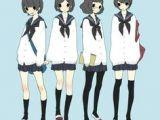 Drawing Of Girl In School Uniform 187 Best Anime School Uniforms Images Anime Art Drawings Manga