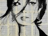Drawing Of Girl Looking Away Urchin Drawing by Loui Jover Saatchi Art