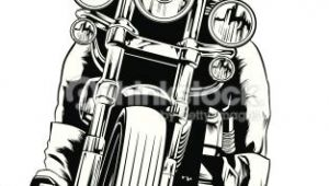 Drawing Of Girl On Motorcycle Biker Chick Vector Id476249737 313a 548 Z G M Biker Motorcycle