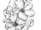 Drawing Of Gumamela Flower Love This Lilly Tattoo Flowers Pinterest Tattoos Tattoo