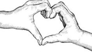 Drawing Of Hands Making Heart 140 Best Drawings Of Hands Images Pencil Drawings Pencil Art How