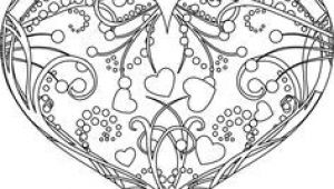 Drawing Of Heart with Colour 141 Best Hearts to Color Images Coloring Pages Coloring