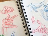 Drawing Of Namaste Hands 100 Drawings Of Hands Quick Sketches Hand Studies