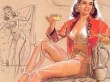 Drawing Of Pin Up Girl 78 Best K O Munson Pinup Images Paintings Artists Pin Up