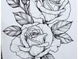Drawing Of Rose Background Rose Outline Google Search Outlines Drawings Art Flowers