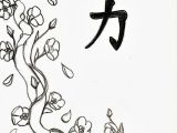 Drawing Of Sakura Flower Cherry Blossom Line Drawing Branding Coloring Pages Drawings