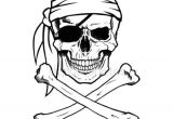 Drawing Of Skull and Crossbones Black and White Pirate Skull and Crossbones Also Known as Jolly