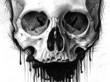 Drawing Of Skull Head La Sirena Day Of the Dead Art Mermaid Always Wanted A Beautiful
