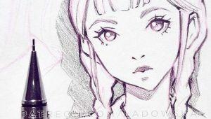 Drawing Of Tired Eyes Tiny Sketch It Was My First Week Back at Work so I Was too Tired to