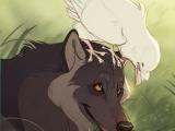 Drawing Of Wolf Cartoon Grassland Splendor by Naviira Deviantart Com On Deviantart Animal
