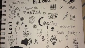 Drawing Quotes On Tumblr Black Bored Doodle Drawing Quotes Sharpie Tumblr Tumblr