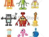 Drawing Robot Eye 92 Best Art Robots Aliens and Spaceships Images Art for Kids
