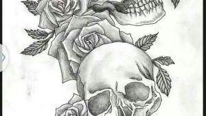 Drawing Rose Girl Skulls Roses Tattoo Tattoos Tattoos Skull Tattoos Tattoo Designs