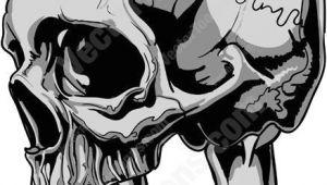 Drawing Skulls Pdf Side View Of Gray Human Skull Tats Pinterest Skull Skull Art