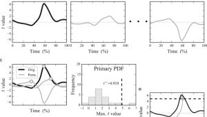 Drawing T Distribution Zero Vs One Dimensional Parametric Vs Non Parametric and