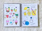 Drawing theme Ideas 5 Summer Bullet Journal themes Doodles Bullet Journal