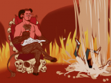 Drawing Tumblr Masterpost A Guide to Portal to Hell the Craziest Meta Meme On the Internet