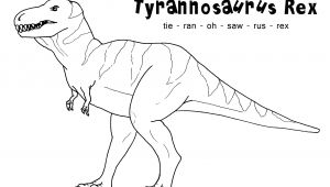 Drawing V Rex Tyrannosaurus Rex Ausmalbild Impressionnant Photos Malvorlagen