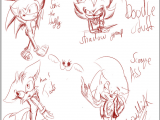 Drawing with Jazza Eyes sonic Doodle Stuff by Jazz M Ink On Deviantart