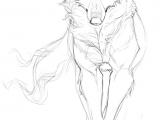 Drawing Wolf Legs Pin by Kristen Fletcher On Drawing References Lobo Dibujo Arte
