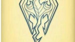 Drawing Xbox Logo How to Draw A Skyrim Logo Art Skyrim Drawings Games