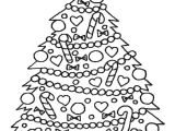 Drawing Xmas Tree Christmas Trees Coloring Page Unique White Pine Tree Coloring Page