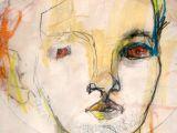 Drawing Yellow Eyes Jyliangustlin Portraits Kunst Jeg Liker Portrait Art Art