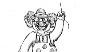 Drawings Easy Clown Pin by Drawissimo Kids How to Draw Http Mosquito Games Com On