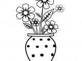 Drawings Easy Weed How to Draw A Easy Flower for Beginners Flower Pot for Drawing