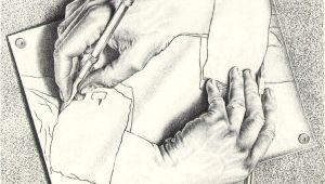 Drawings Hands Escher Escher Hands Art Pinterest Drawings Art and Escher Art