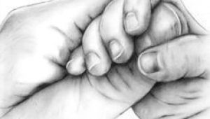 Drawings Of Baby Hands Custom Charcoal Drawing From Your Photo Of Baby Hands Not Portraits