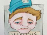 Drawings Of Bloodshot Eyes Hampus Hedemaki Dunderhampus On Pinterest