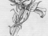Drawings Of Crosses with Roses Pin by sophia Flores On Piercings and Tattoos Tattoos Cross