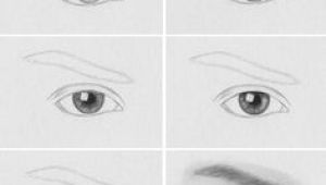 Drawings Of Eyes and Eyebrows How to Draw A Realistic Eye Art Drawings Realistic Drawings