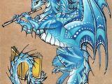 Drawings Of Fantasy Dragons Silver Flute Of Winter by Alviaalcedo Deviantart Com On Deviantart