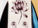 Drawings Of Flowers Crowns Lotus Flower Infinity Crowns Birds Stars Temporary Tattoos Flowers