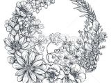 Drawings Of Flowers Crowns Pin by Kimostapowich On Embroidery Design Pinterest Embroidery