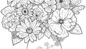 Drawings Of Flowers Hard 215 Best Flower Sketch Images Images Flower Designs Drawing S