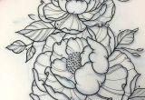 Drawings Of Flowers Tattoos A Tattoo Pinte