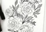 Drawings Of Flowers Tattoos Pin Von Michelle Sander Auf Zeichnen Tattoos Tattoo Designs Und