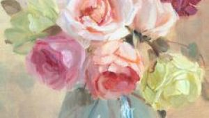 Drawings Of Flowers to Paint 1321 Best Flowers Paintings Images In 2019 Watercolor Painting