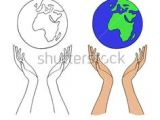 Drawings Of Hands Holding the Earth 65 Best Hands Around the Earth Images Clip Art Copyright Free