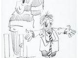 Drawings Of Hands In Chains Don Martin Fester Bestertester and Karbunkle Sketch original Art